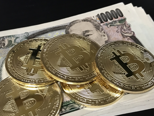 コイン いくら ビット